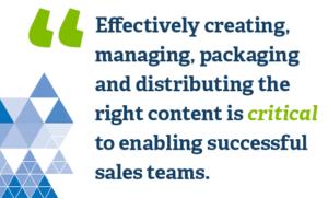 sales asset management