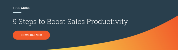 9 Steps to Boost Sales Productivity - Free Guide from Seismic