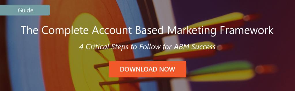 Take Advantage of Account Based Marketing