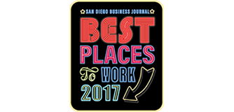 Best Places to Work in 2017 Award