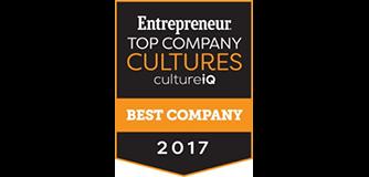 Entrepeneur Best Company