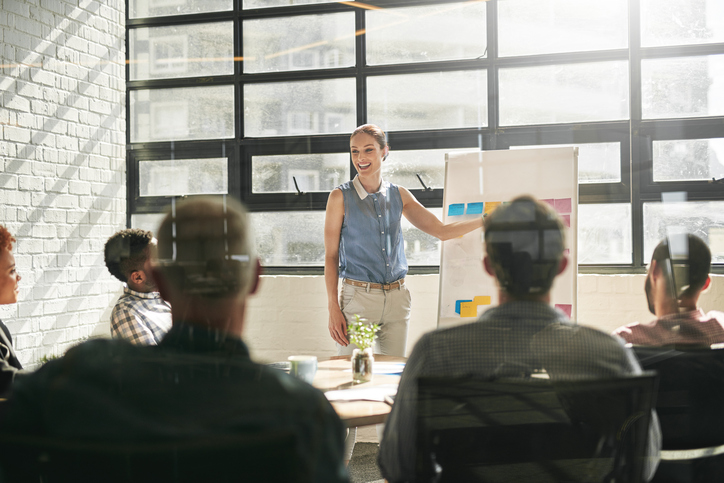sales kickoff meeting