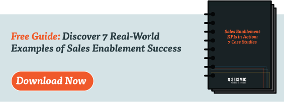 What Does Sales Enablement Success Look Like in Real Life?