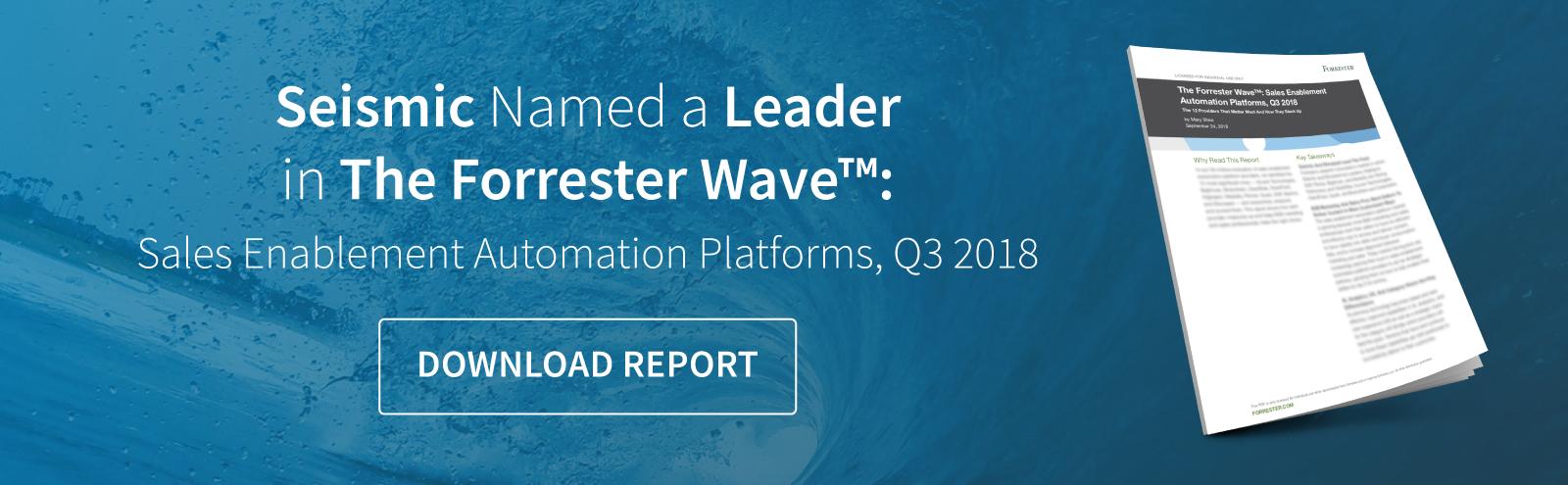 Forrester-Wave-Seismic