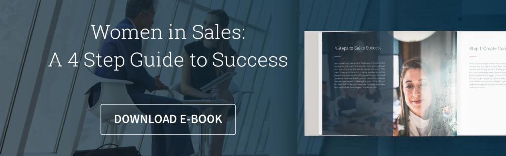 women in sales ebook