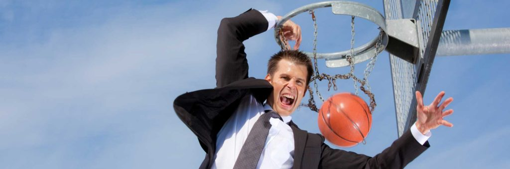 What March Madness Taught Me About Sales