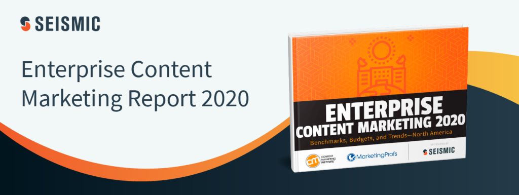 Enterprise Content Marketing 2020
