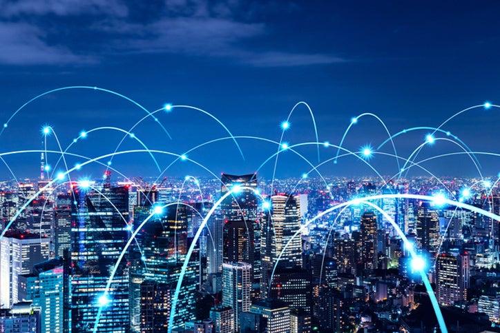network-lights
