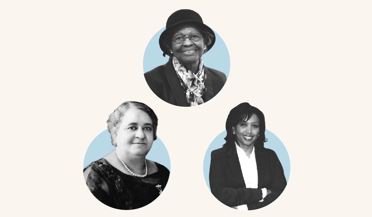 3 women pioneers who shaped Black History and American History