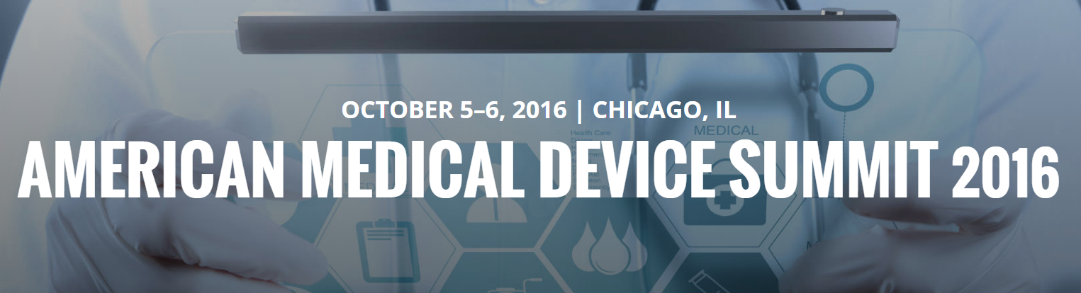 4 Sessions to Follow at The American Medical Device Summit