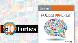 Forbes Publish or Perish