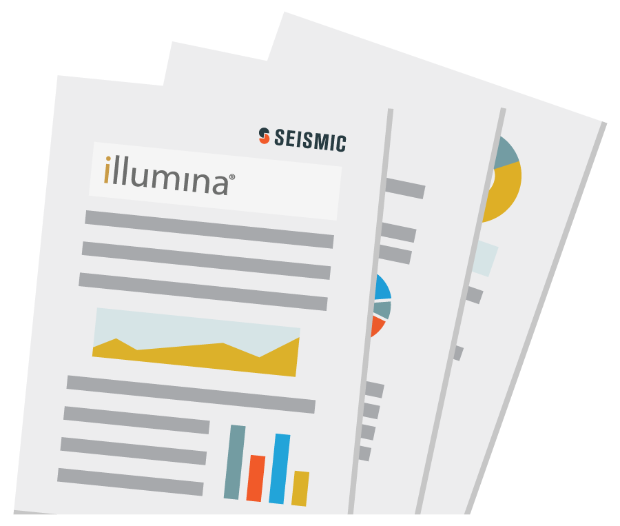Illumina, Inc. with Seismic - Case Study