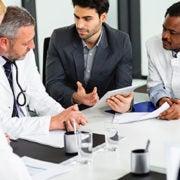 sales-doctor meeting